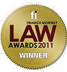 Finance Monthly Law Award 2011
